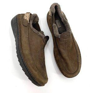 TEVA Kiru Insulated Slip On Clog Shoe Slide 9 Mule